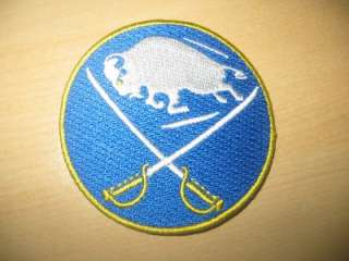 BUFFALO SABRES PATCH HOCKEY TOP QUALITY NHL iron on