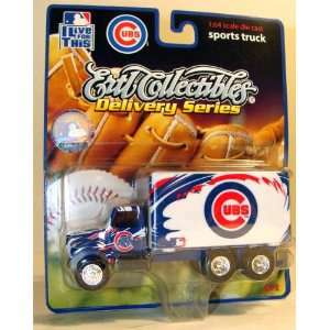 MLB Chicago Cubs Ertl Collectibles 164 Die Cast Sports Truck