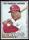1967 TOPPS BASEBALL ST. LOUIS CARDINALS WORLD SERIES JOE HOERNER NM