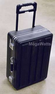 Platt Hard Shell Foam Padded Travel Flight Case 20x14x8