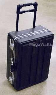 Platt Hard Shell Foam Padded Travel Flight Case 20x14x8