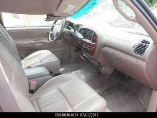 DRIVER Air Bag 00 TOYOTA TUNDRA 2000 (Steering Wheel Airbag)