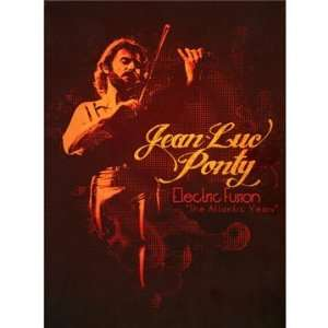 Electric Fusion Remastered Box Set Jean Luc Ponty Music