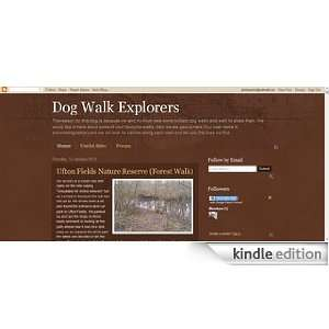 Dog Walk Explorers Kindle Store Philip Butler