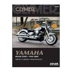 Yamaha Road Star 99 05 Clymer Repair Manual Automotive
