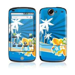Skin Cover Decal Sticker for HTC Google Nexus One (Sprint) Cell Phone