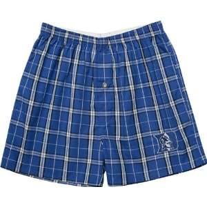 Duke Blue Devils Mens Elite Boxer Shorts Sports & Outdoors