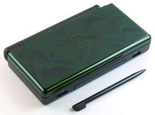 3D Green Nintendo DS Lite Cover Housing Shell Case