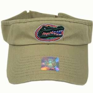 FLORIDA GATORS OFFICIAL NCAA LOGO VISOR HAT CAP