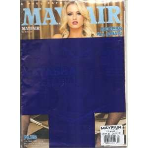 MAYFAIR VOL 46, NO 2: MAYFAIR MAGAZINE. PAUL RAYMOND: Books