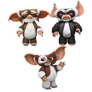 NECA Gremlins Mogwais Series 1 Set of 3 7 Action Figures