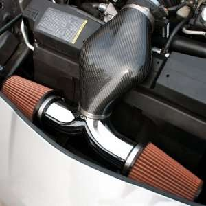 Corvette Dual Flow Air Intake  2005 2007 C6 LS2 Black