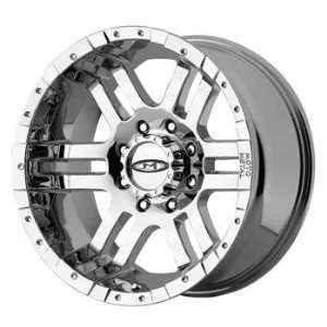 Moto Metal MO951 20x9 Chrome Wheel / Rim 6x5.5 with a 18mm Offset and
