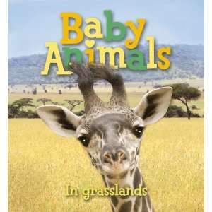 Baby Animals: In Grasslands (Baby Animals (Kingfisher
