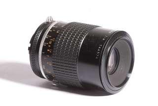 Nikon Micro Nikkor 105mm f/4 Lens Ai S SN 244574