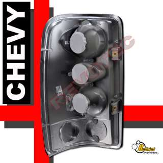 00 01 02 03 04 05 06 CHEVY SUBURBAN TAHOE GMC YUKON TAIL & LED 3rd