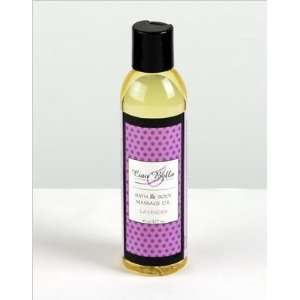 Bath & Body Massage Oil 2 pack by Ciao Bella Made in America Beauty