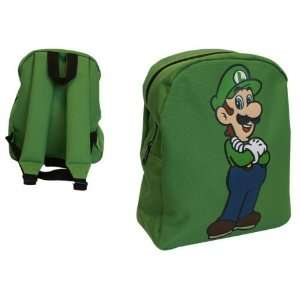 Super Mario Bros. Luigi Mini backpack Green Everything