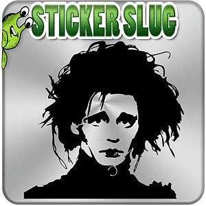 EDWARD SCISSORHANDS DECAL STICKER Custom Vinyl Wall Art Decor Car