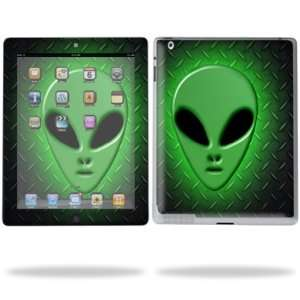 Vinyl Skin Decal Cover for Apple iPad 3 3rd Gen Tablet E Reader