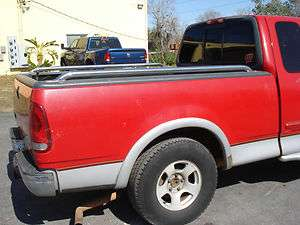 97 03 FORD TRUCK F150 SHORT BED W/ TAIL GATE RED FLEET PICK UP IN FL