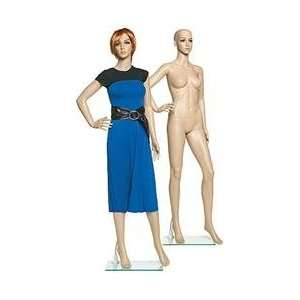 Plastic Mannequin   Female With Wig Arts, Crafts & Sewing