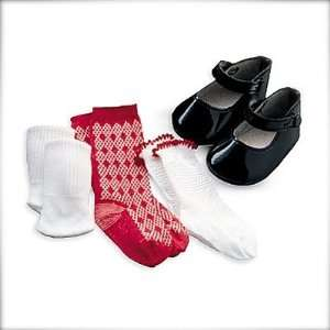 American Girl Mollys Shoes & Socks Toys & Games