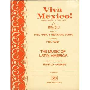 Music of Latin America Viva Mexico! P. Dunn, B. Park Books