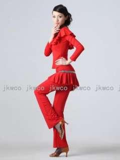 latin dance dress pant modern dance fitness yoga belly dance trousers