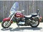800 Kawasaki Vulcan Classic VN800 B   22 Clear Touring Windscreen
