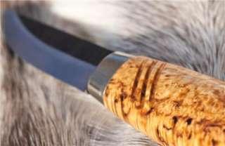 Handmade PUUKKO POLAR Bushcraft hunting Knife BEST GIFT   Excellent