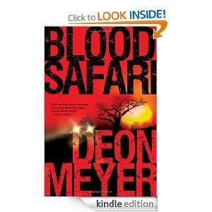 Blood Safari Deon Meyer, K.L. Seegers  Kindle Store