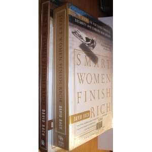 Smart Women Finish Rich Book & Audio Cassette Set (Smart