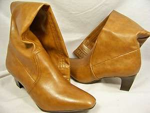 FRANCO SARTO Maritime Brown 6.5 Boots Womens NEW Shoes