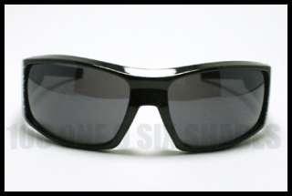 TATTOO Design Skull Sunglasses Biker Skate Board BLACK
