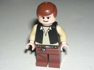 LEGO STAR WARS Han Solo Minifigure Minifig 8038