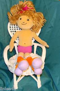 GROOVY GIRLS DANIKA DOLL (2003) by Manhattan Toys