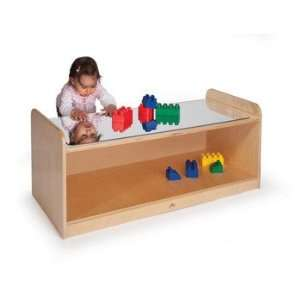 Whitney Brothers WB9960 Play Table with Mirror Top