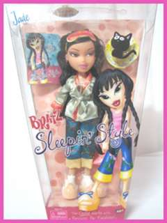 New BRATZ SLEEPING STYLE JADE DOLL 9