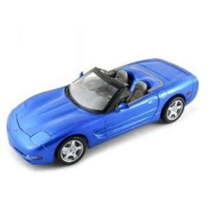 1999 Chevrolet Corvette C5 Diecast Car 1:18 Convertible