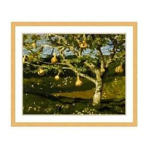 Andrew Wyeth Framed Fine Art The Gourd Tree Wall Decor