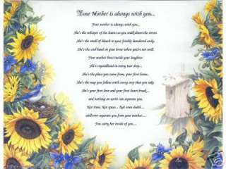 PRECIOUS MOM Poem Personalized Name Motherhood Print