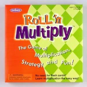 Emines 6010 Rolln Multiply Game Toys & Games