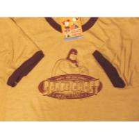 Space Ghost TV Animation Name Logo Ringer T Shirt