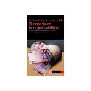 ): Juan Hernández Zubizarreta y Pedro Ramiro (eds.): Books