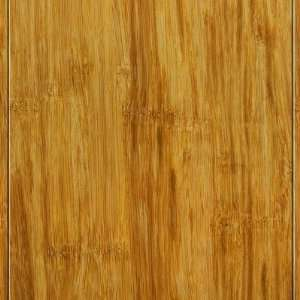 4 3/4 Click Lock Solid Woven Bamboo in Natural Home