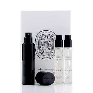 Toilette Refillable Atomizer Collection Voyage 3 x 12 ml by Diptyque