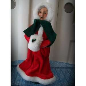 Byers Choice Mrs Claus 11 Figurine 2003 Everything Else
