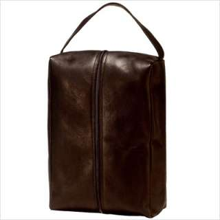 Leathers Heritage Travel Shoe Bag Cafe 0108CAF 765566002782