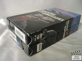 Walking With Dinosaurs VHS 2 Tape Set, BBC Video 024543000907